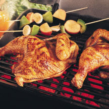 Broiled & Grilled Chicken Recipes