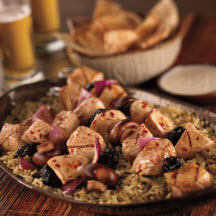 Middle Eastern Turkey Kabobs