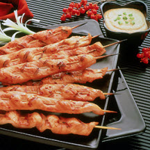 Turkey Satay