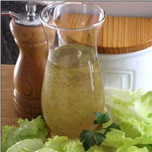 Vinaigrette Salad Dressing with Add-Ins