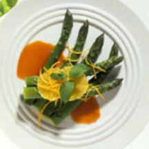 Asparagus and Citrus Salad Recipe at CooksRecipes.com