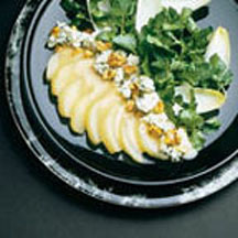 Buttermilk Blue and Asian Pear Salad