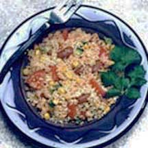 Couscous, Corn and Bean Salad