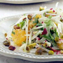 Fennel and Orange Salad with Toasted Pistachios