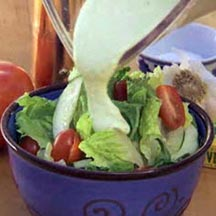 This recipe for Green Goddess Dressing was extremely popular in the ...