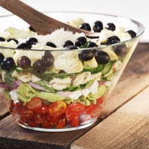 Layered Salad Recipes