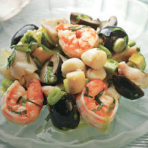 Fish & Seafood Salad Recipes
