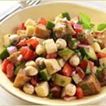 Bread (Panzanella) Salad Recipes