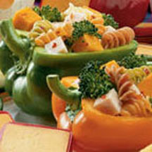 Hot Chile & Sweet Bell Pepper Salad Recipes