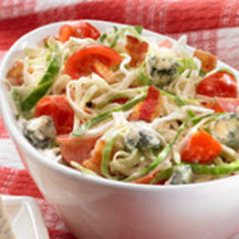 Red, White and Blue Slaw
