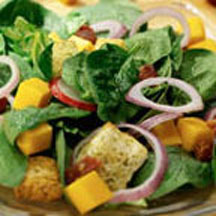 Spinach Salad Recipes