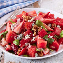 Strawberry Salad Recipes