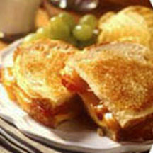 All-American Grilled Cheese