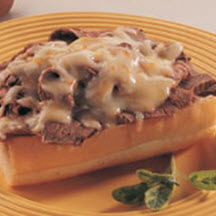 Cheese Steak Sandwich