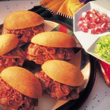 Easy BBQ Beef for a Crowd