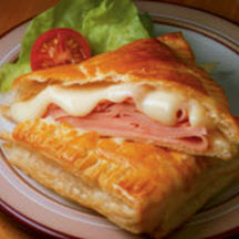 Homestyle Ham and Cheese Pockets