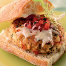 Seafood Sandwich Recipes