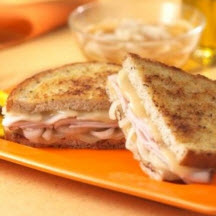 Northwoods Maple-Mustard Turkey Sandwich Recipe at ...