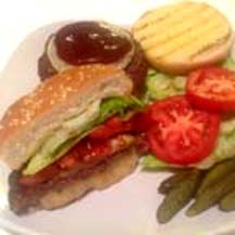 Shonna's Inside Out Cheeseburger