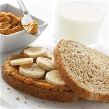peanut butter and banana sandwiches this unique peanut butter sandwich ...