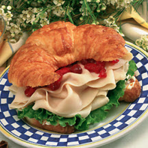 Turkey Cranberry Green Chile Sandwich Recipes — Dishmaps