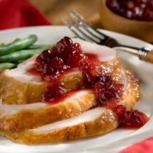 New England Cranberry-Maple Chutney