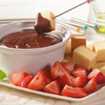 Quick Chocolate Fudge Sauce