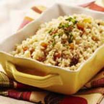 Apple Ginger Brown Rice