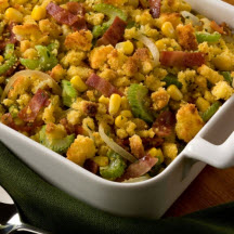 Double Cornbread Stuffing