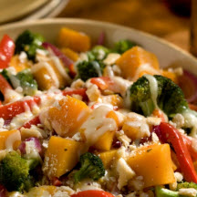 Vegetable Medley Side Dish Recipes