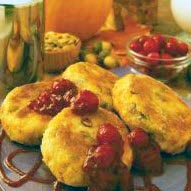 flavors of autumn, these spicy, low-fat pan-fried potato and pumpkin ...