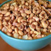 Not Just for New Years Day Blackeye Peas