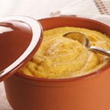 Paraguayan Squash Polenta-Kivevé Recipe at CooksRecipes.com
