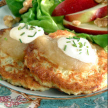 Potato Pancake & Latke Recipes