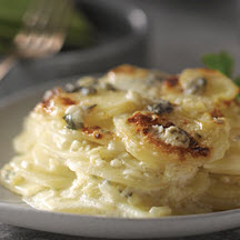 Roquefort Scalloped Idaho® Potatoes