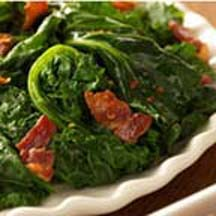 Spinach & Leafy Greens Side Dish Recipes