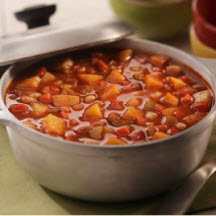 Chef David Vaughan's Veggie Chili