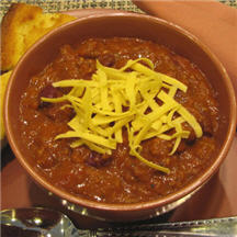 Chili - Fast & Good!