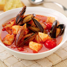 A-to-Z Fish & Seafood Chowder, Soup & Stew Recipes
