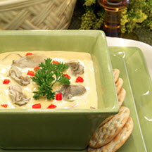 Oyster Chowder, Soup & Stew Recipes