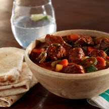 New Mexican Pork Stew