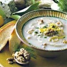 Roasted Fennel Soup with Walnuts and Stilton Recipe at CooksRecipes ...