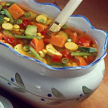 Vegetarian Soup & Stew Recipes