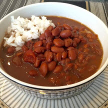 Spicy Western Bean Soup