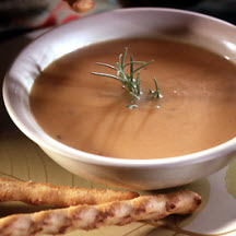 Sweet Potato Rosemary Soup